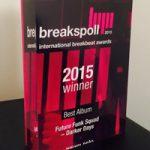 Future Funk Squad Breakspoll Winner - Mark Warburton Drums